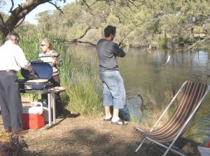 marc fishing